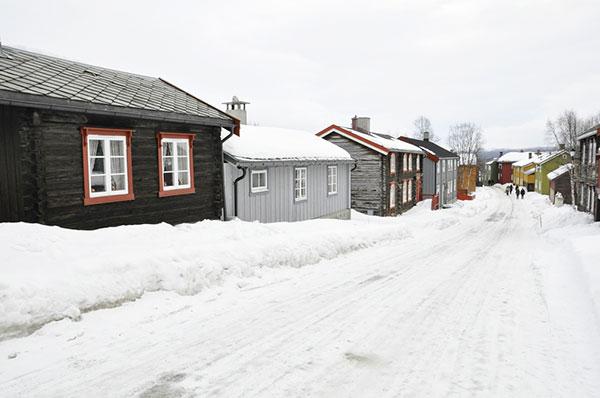 Vinter Bergstadens Hotel